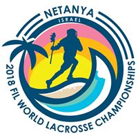 2018 FIL world Championships logo